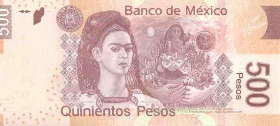 500_pesos_frida_kahlo1
