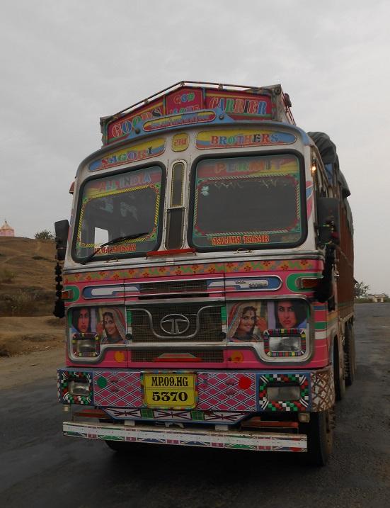 camion Bollywood (2)