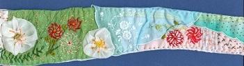 ceinture fleurie