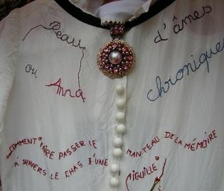 peaux dame Peaux dâme (la robe mémorielle 6 )